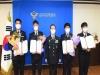 완도해경, 경찰관 4명 영예로운 승진 임용식 개최