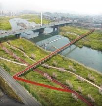 광주시, 자전거·보행자 전용 영산강 횡단교량 개통